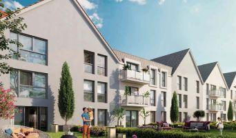 Résidence « Hestia » programme immobilier neuf en Loi Pinel à Champigny-sur-Marne n°2