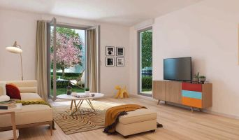 Résidence « Hestia » programme immobilier neuf en Loi Pinel à Champigny-sur-Marne n°3