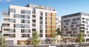 Champigny-sur-Marne programme immobilier neuf « Ilot Jaurès - Coeur Champigny » en Loi Pinel