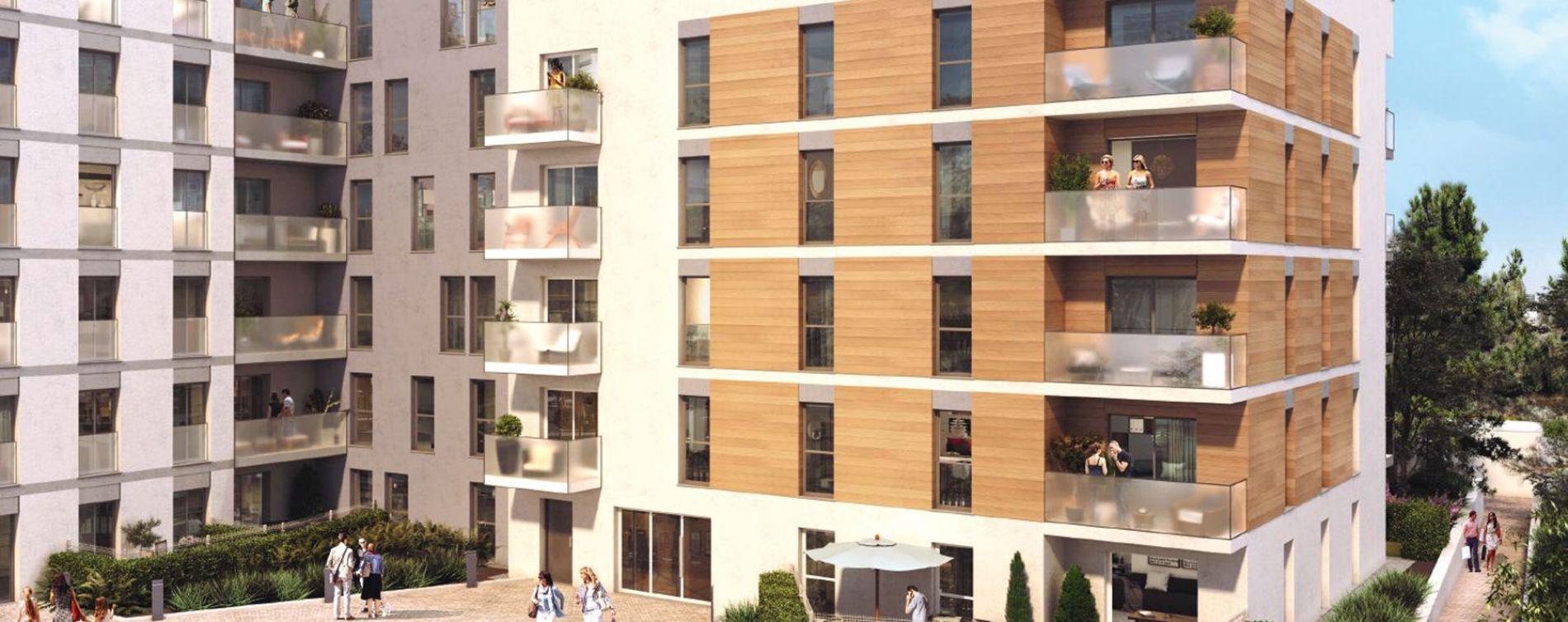 Champigny-sur-Marne : programme immobilier neuve « Ilot Jaurès - Coeur Champigny » en Loi Pinel (3)