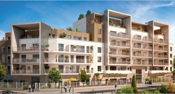 Résidence « Le Belvédère » programme immobilier neuf en Loi Pinel à Champigny-sur-Marne n°1