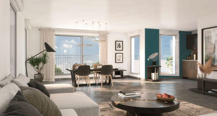 Résidence « Le Belvédère » programme immobilier neuf en Loi Pinel à Champigny-sur-Marne n°3