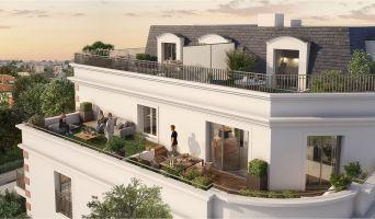 Champigny-sur-Marne programme immobilier neuve « Le Florilège » en Loi Pinel  (2)