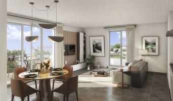 Champigny-sur-Marne programme immobilier neuve « Le Florilège » en Loi Pinel  (3)