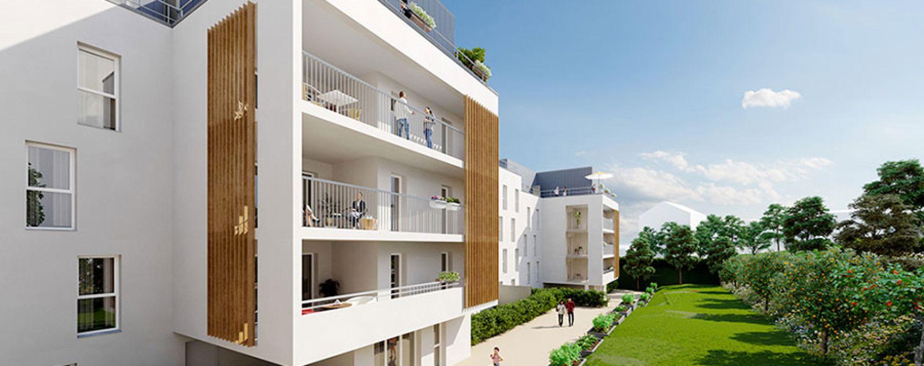 Résidence Les Terrasses du Marais à Champigny-sur-Marne