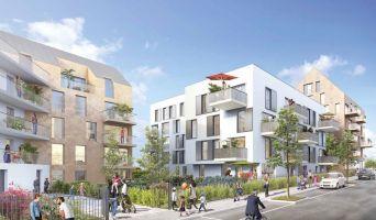 Résidence « Open 7 » programme immobilier neuf en Loi Pinel à Champigny-sur-Marne n°2