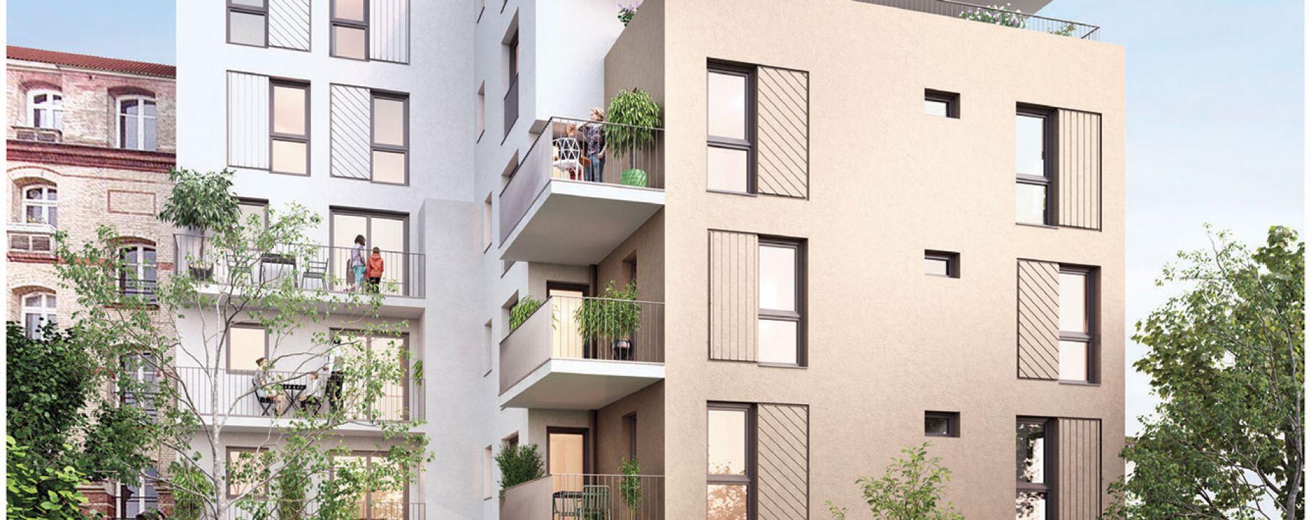 Résidence Tremblay Avenue à Champigny-sur-Marne