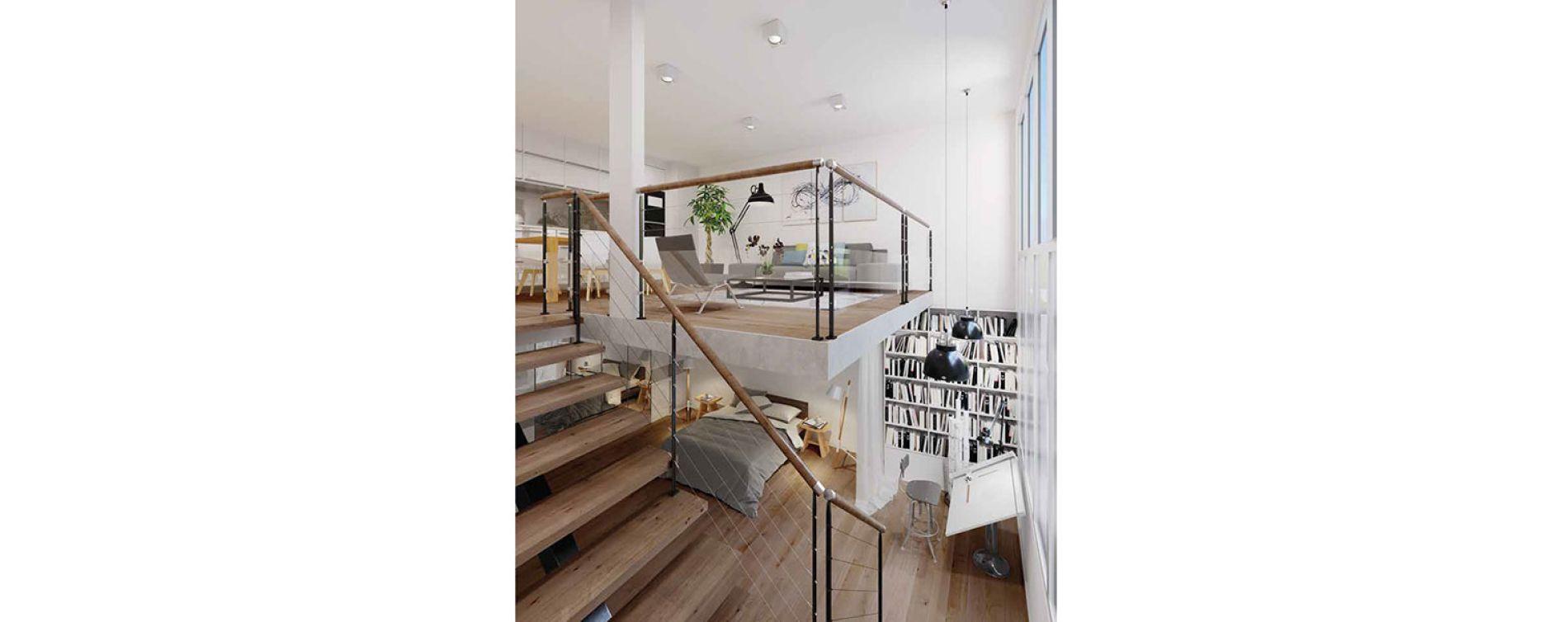Charenton-le-Pont : programme immobilier neuve « Le 50 Rue de Gravelle » en Loi Pinel (3)
