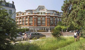 Charenton-le-Pont : programme immobilier neuf « Le 50 Rue de Gravelle » en Loi Pinel