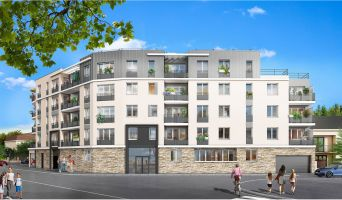 Chennevières-sur-Marne : programme immobilier neuf « 12 Liberty » en Loi Pinel