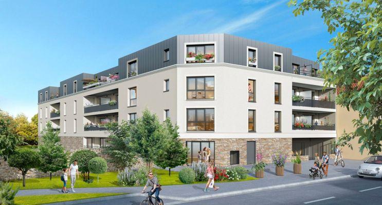 Photo du Résidence « Villa Cassiopée » programme immobilier neuf en Loi Pinel à Chennevières-sur-Marne
