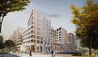Photo du Résidence « Campus Victoria » programme immobilier neuf à Chevilly-Larue