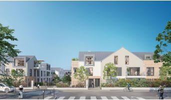 Chevilly-Larue programme immobilier neuf « Jardin Floral » en Loi Pinel