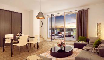 Résidence « La Venelle Des Cerisiers » programme immobilier neuf en Loi Pinel à Chevilly-Larue n°4