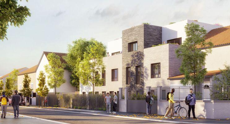 Photo du Résidence « La Venelle Des Cerisiers » programme immobilier neuf à Chevilly-Larue