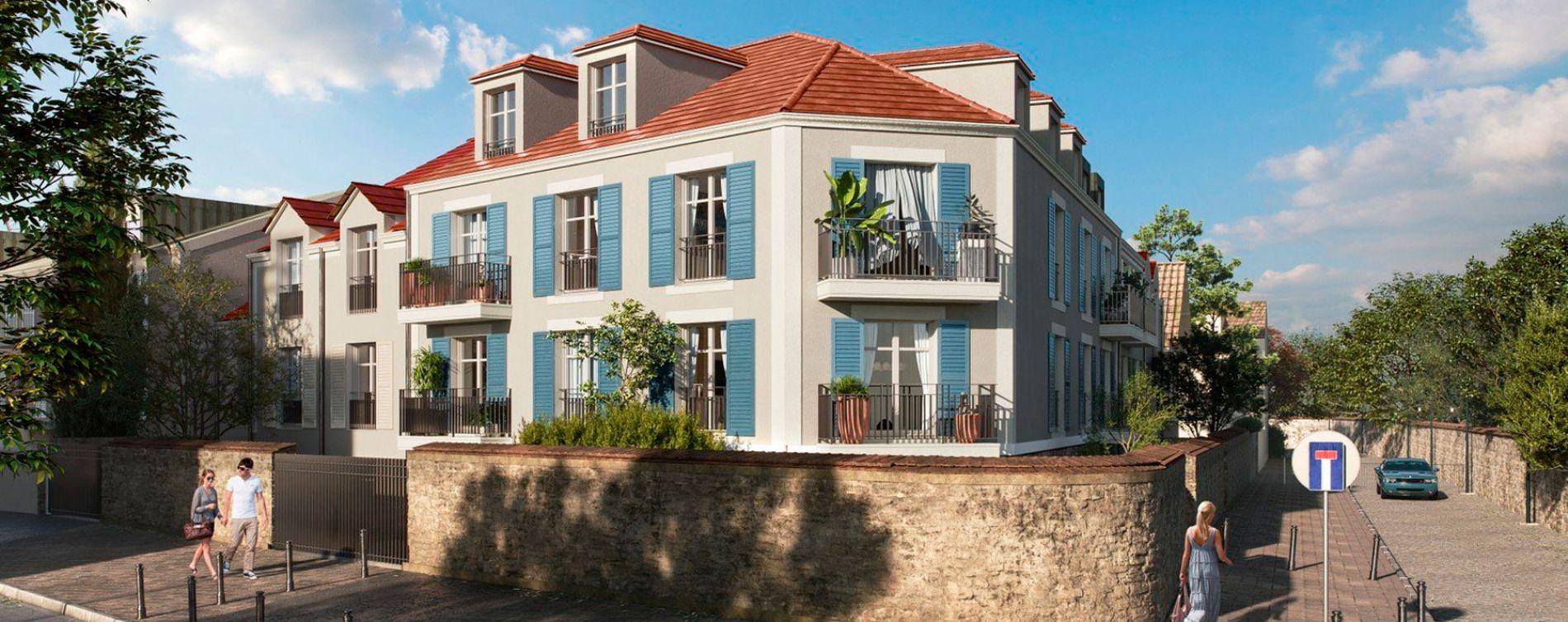 Résidence Le Clos Saint Martin à Chevilly-Larue