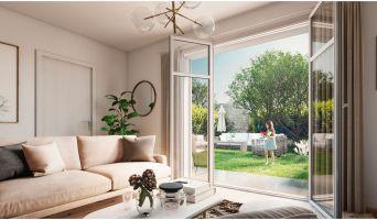 Photo du Résidence « Le Clos Saint Martin » programme immobilier neuf en Loi Pinel à Chevilly-Larue