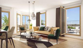 Résidence « Linéa » programme immobilier neuf en Loi Pinel à Chevilly-Larue n°4