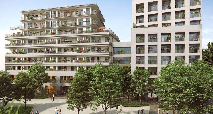 Photo du Résidence « Linéa » programme immobilier neuf en Loi Pinel à Chevilly-Larue