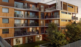 Résidence « Toccata » programme immobilier neuf en Loi Pinel à Chevilly-Larue n°2