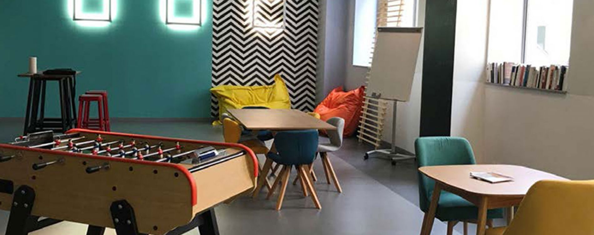 Créteil : programme immobilier neuve « Good Morning Campus Tr1 »
