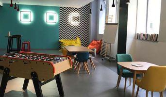 Photo du Résidence « Good Morning Campus Tr1 » programme immobilier neuf à Créteil
