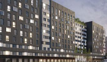 Photo du Résidence « Good Morning Campus Tr2 » programme immobilier neuf à Créteil