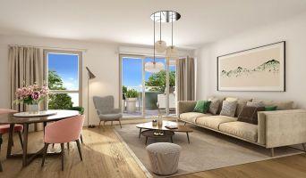 Créteil programme immobilier neuve « Seasons Créteil »  (2)