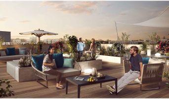 Fontenay-sous-Bois programme immobilier neuf « Inflor&Sens » en Loi Pinel
