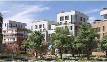 Fontenay-sous-Bois programme immobilier neuve « Inflor&Sens » en Loi Pinel  (2)