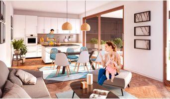 Photo n°2 du Résidence « Le 126 » programme immobilier neuf en Loi Pinel à Fontenay-sous-Bois