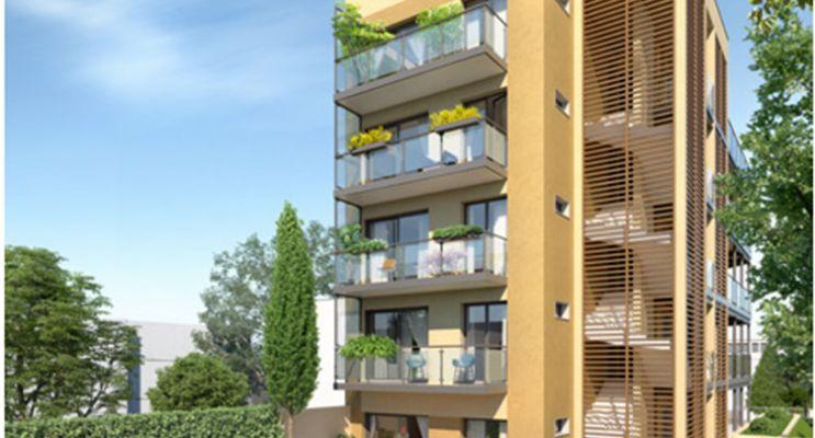 Photo n°2 du Résidence « Le Chant Des Alouettes » programme immobilier neuf en Loi Pinel à Fontenay-sous-Bois