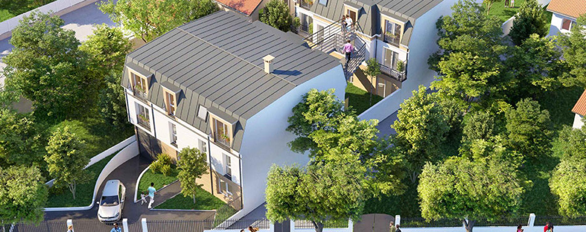 victor hugo 1 fontenay sous bois programme immobilier neuf n 214322. Black Bedroom Furniture Sets. Home Design Ideas