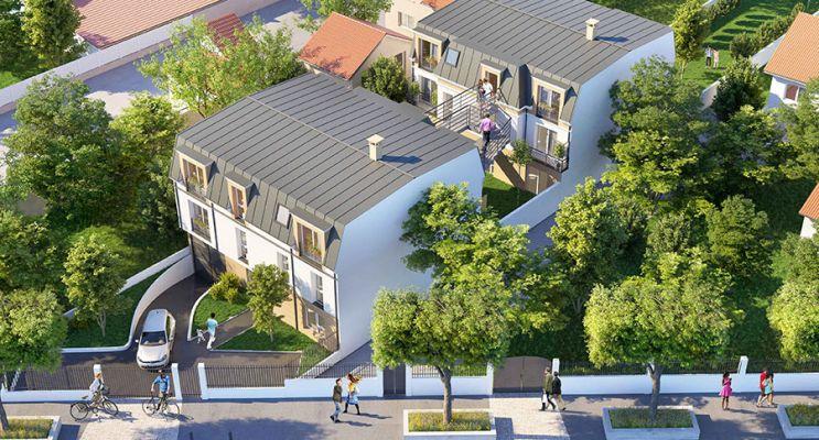 Photo du Résidence « Victor Hugo 1 » programme immobilier neuf en Loi Pinel à Fontenay-sous-Bois