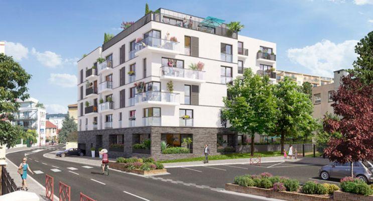 Photo du Résidence «  n°213767 » programme immobilier neuf en Loi Pinel à Fresnes