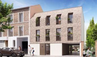 Ivry-sur-Seine programme immobilier neuf « La Briqueterie » en Loi Pinel
