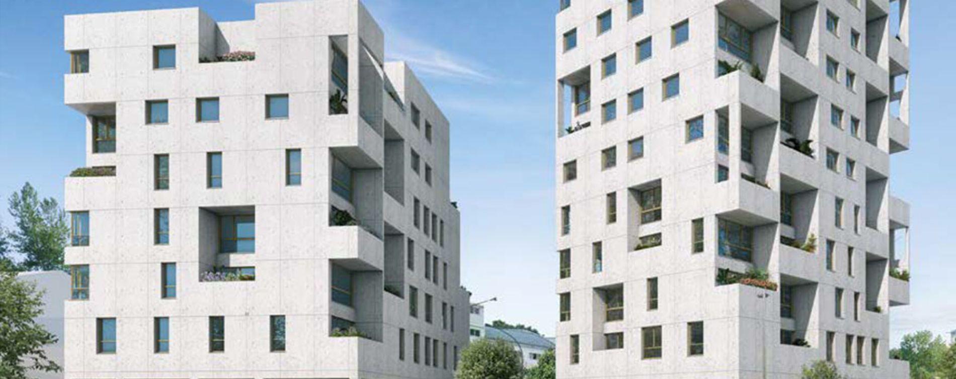 Résidence Rive et Parc à Ivry-sur-Seine