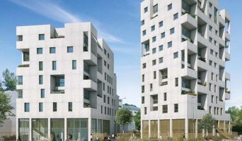 Ivry-sur-Seine programme immobilier neuf «  n°218179 » en Loi Pinel