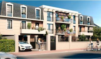 Photo n°2 du Résidence « L'Ernestine » programme immobilier neuf en Loi Pinel à La Queue-en-Brie