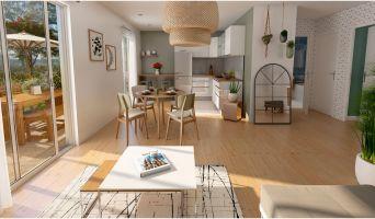 Photo n°3 du Résidence « L'Ernestine » programme immobilier neuf en Loi Pinel à La Queue-en-Brie