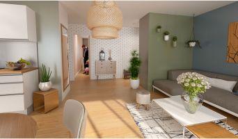 Photo n°4 du Résidence « L'Ernestine » programme immobilier neuf en Loi Pinel à La Queue-en-Brie