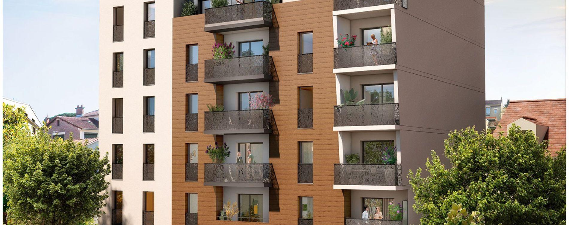 Le Perreux-sur-Marne : programme immobilier neuve « Silver Park » en Loi Pinel (2)