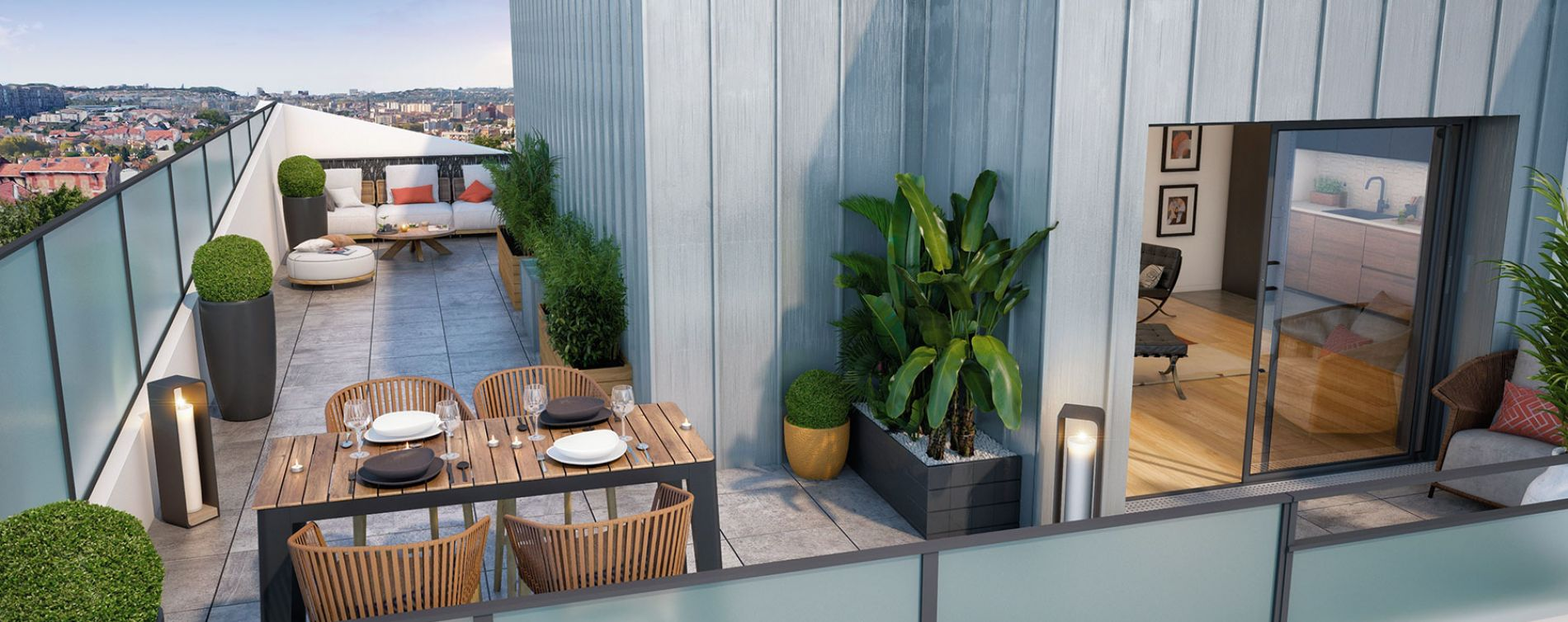 Le Perreux-sur-Marne : programme immobilier neuve « Silver Park » en Loi Pinel (4)