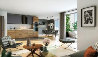 Le Perreux-sur-Marne programme immobilier neuf « Silver Park » en Loi Pinel
