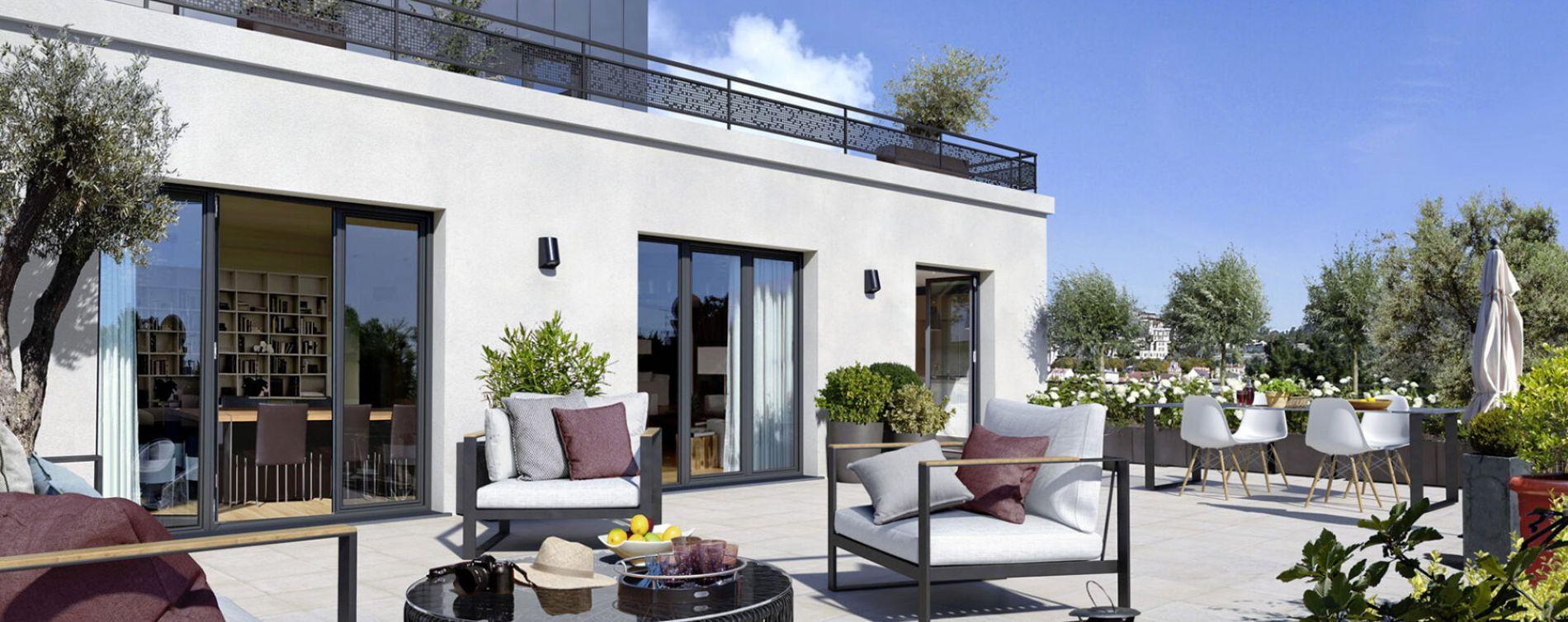 Le Perreux-sur-Marne : programme immobilier neuve « Programme immobilier n°218737 » en Loi Pinel