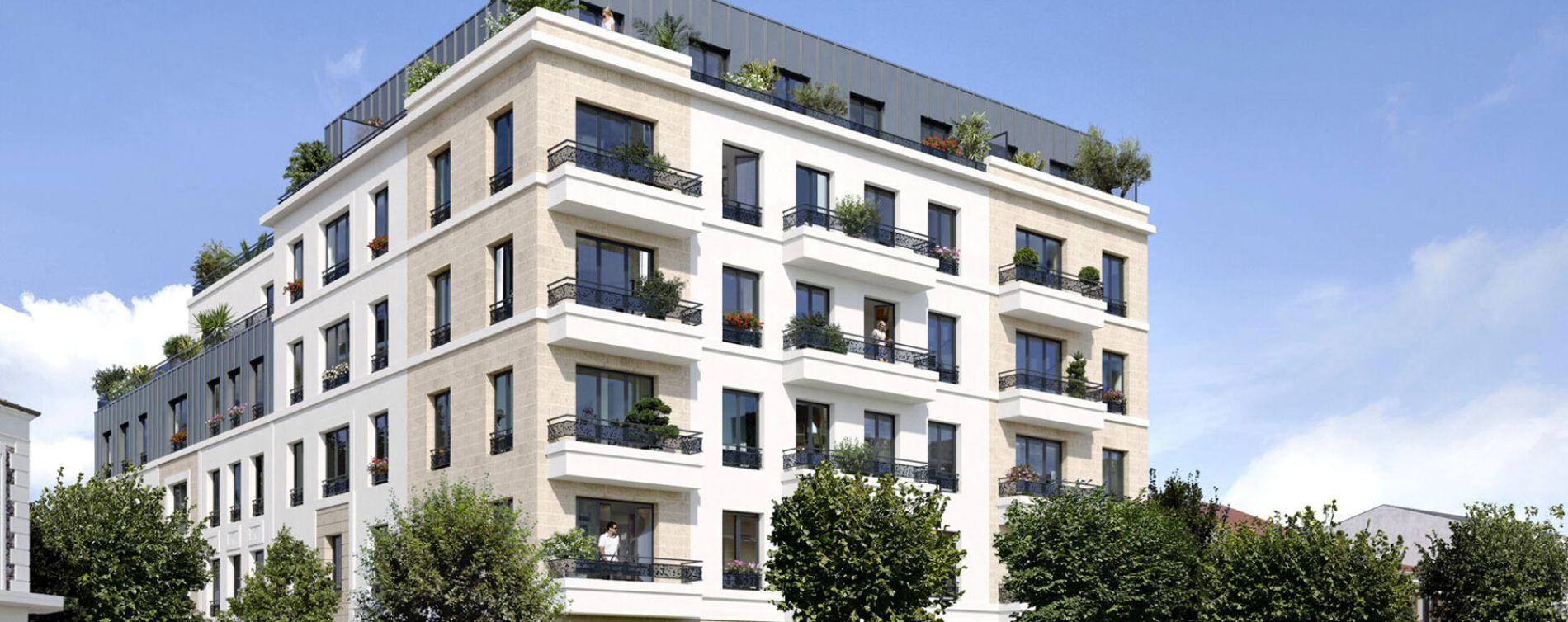 Le Perreux-sur-Marne : programme immobilier neuve « Programme immobilier n°218737 » en Loi Pinel (2)