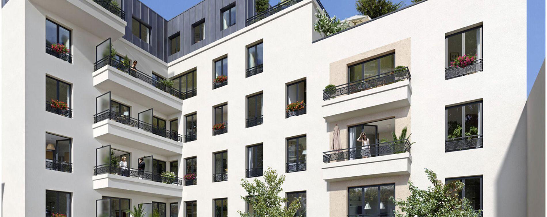 Le Perreux-sur-Marne : programme immobilier neuve « Programme immobilier n°218737 » en Loi Pinel (3)