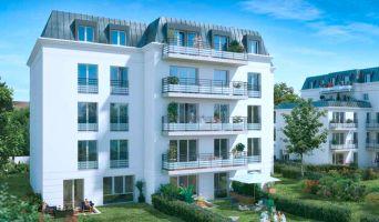 Photo du Résidence « Le Clos Veneto » programme immobilier neuf à Le Plessis-Trévise