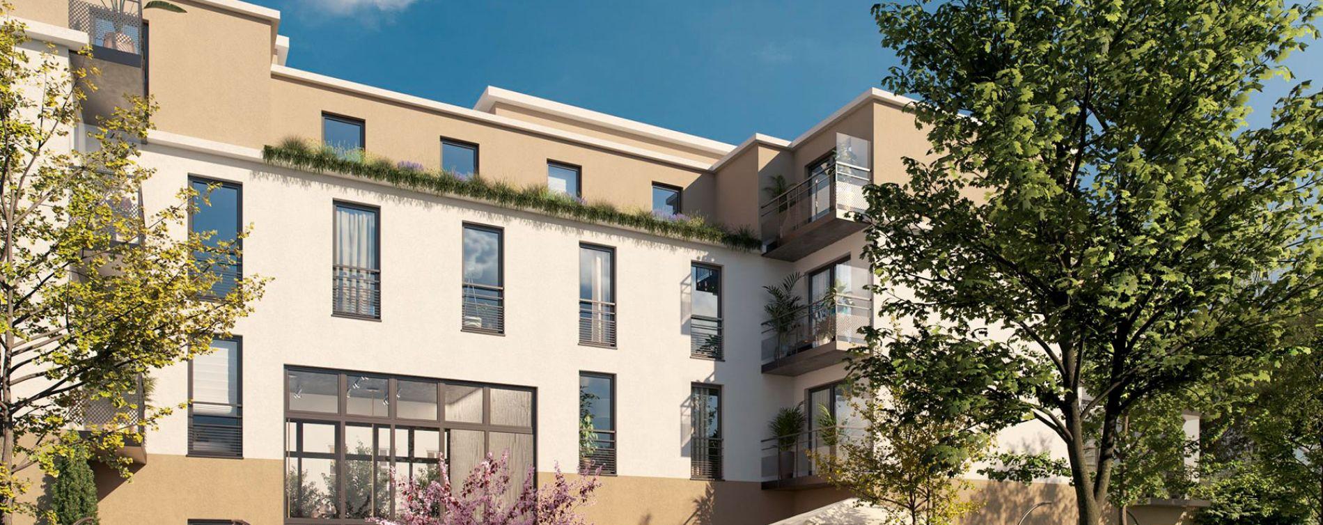 L'Haÿ-les-Roses : programme immobilier neuve « Caract'Air » en Loi Pinel