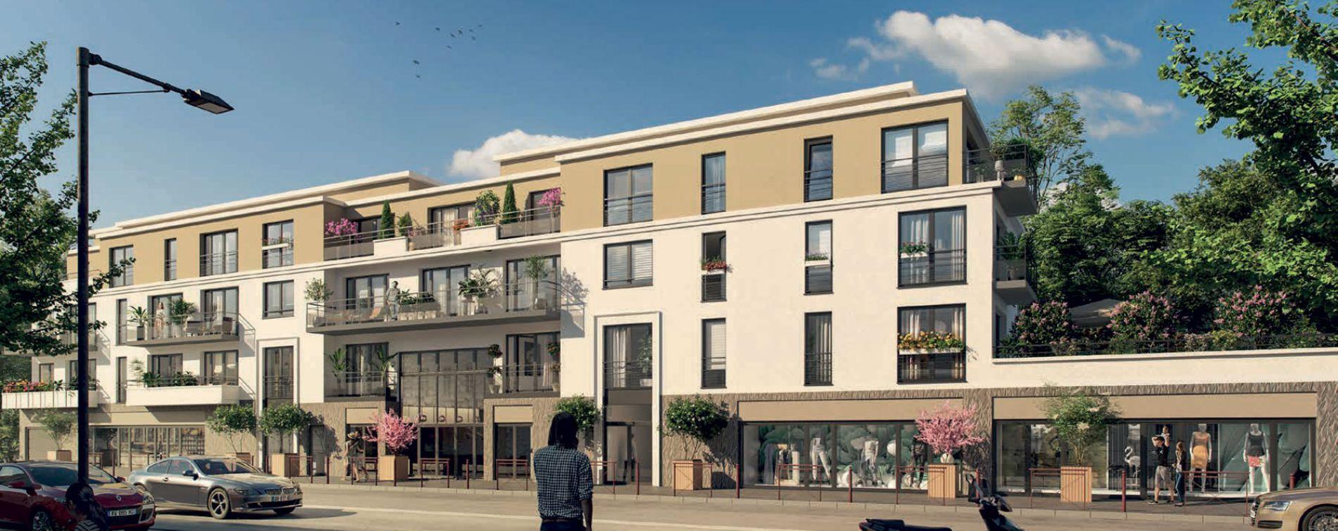 L'Haÿ-les-Roses : programme immobilier neuve « Caract'Air » en Loi Pinel (2)
